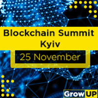 Лого Blockchain Summit Kyiv 2017