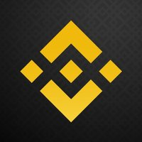 Logo Binance exchange 200x200